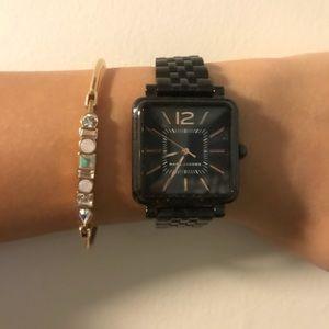 Black square Marc Jacobs Watch